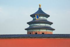 Temple of heaven Royalty Free Stock Photo