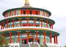 Temple of Heaven. The Temple of Heaven at Kaohsiung,Taiwan Royalty Free Stock Photos