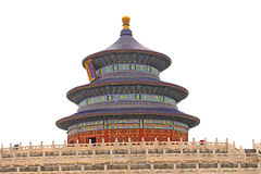 The Temple of Heaven Stock Photo