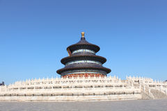 Temple of Heaven. Royalty Free Stock Image