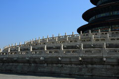 Temple of Heaven park in Beijing Stock Photo