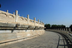 Temple of Heaven park in Beijing Stock Image