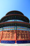 Temple of Heaven park in Beijing Royalty Free Stock Photography