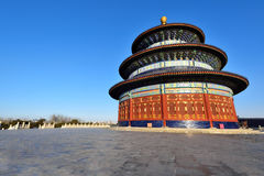 Temple of Heaven scenary Royalty Free Stock Image