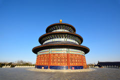 Temple of Heaven scenary Stock Images