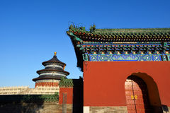 Temple of Heaven scenary Stock Image