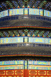 Temple of Heaven scenary Royalty Free Stock Photos