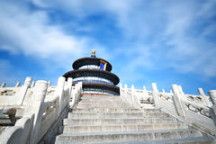 Temple of Heaven scenary Royalty Free Stock Photography