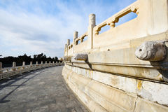 Temple of Heaven scenary Stock Photography