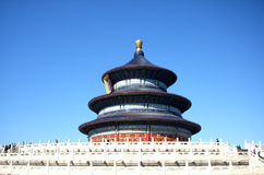 Temple of Heaven (Tiantan), Beijing Stock Images