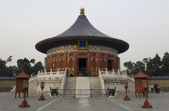 The Temple of Heaven Tiantan Daoist temple eligious buildings Beijing China Royalty Free Stock Photos