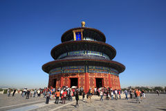 The temple of heaven Royalty Free Stock Photography