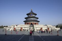 Temple of Heaven, travel Beijing royalty free stock photography