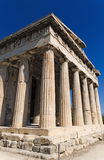Temple of Hephaestus Royalty Free Stock Photo