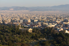 Temple of Hephaestus, Athens, Greece Royalty Free Stock Image