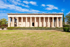 Temple of Hephaestus, Athens Stock Photography