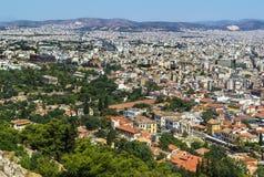 Temple of Hephaestus, Athens Royalty Free Stock Photos