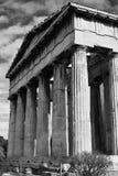 Temple of Hephaestus. Royalty Free Stock Photography