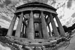 Temple of Hephaestus. Stock Photography