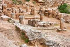 Temple of Hera Royalty Free Stock Photos