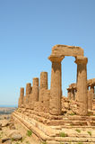 Temple of Hera Royalty Free Stock Photo