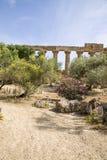 Temple of Hera - Agrigento - Sicily Royalty Free Stock Photos