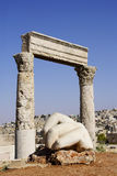 Temple of Hercules, Amman, Jordan Stock Images