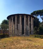 Temple of Hercules Victor, Rome, Italy Royalty Free Stock Photos