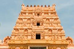 Temple hindou Photo libre de droits