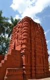 Temple hindou antique Photo stock