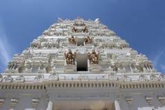 Temple hindou de Malibu Photo libre de droits