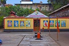 Temple hindou de Subrahmanya Images libres de droits