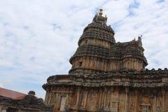 Temple historique photographie stock