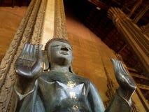 Temple historique dans le LAOTIEN Photographie stock libre de droits