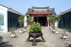 Temple in Hoi An Stock Photography
