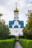 The Temple of the Holy Equal-to-the-Apostles Grand Duke Vladimir of Anapa of the Krasnodar Ter Royalty Free Stock Photos