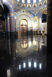 Temple of the Holy Face of Christ the Savior Royalty Free Stock Photo