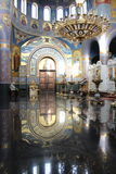 Temple of the Holy Face of Christ the Savior Royalty Free Stock Photos