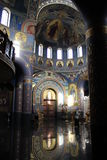 Temple of the Holy Face of Christ the Savior Royalty Free Stock Photography