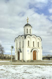 Temple of the Holy Prince Mikhail of Tver royalty free stock photography