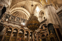 Temple of the Holy Sepulcher. Stock Images