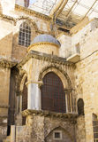 Temple of the Holy Sepulchre Royalty Free Stock Image