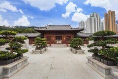 Temple in Hong Kong Royalty Free Stock Image