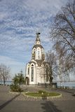 Temple in honor of the Cathedral of the Prophet and Baptist John Stock Photo