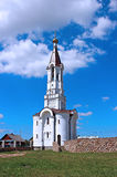 The temple in honor Reigning Mother of God in Ivantsevichi Stock Photos
