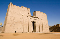 Temple of Horus, Edfu Stock Photos
