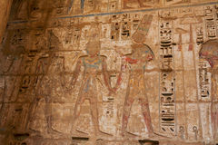 Temple of Horus Stock Images