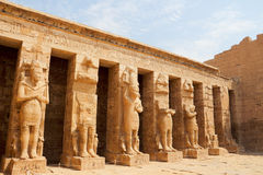 Temple of Horus Royalty Free Stock Photography