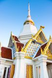 Temple in Hua Hin. Temple royalty free stock photo