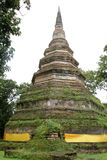 Temple In Chiang Saen, Northern Thailand Royalty Free Stock Photography